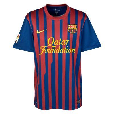 Barca new kit home