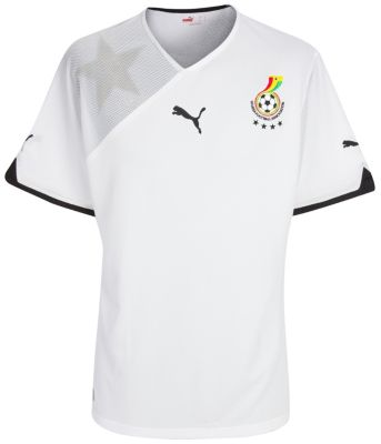 Ghana Home Shirt