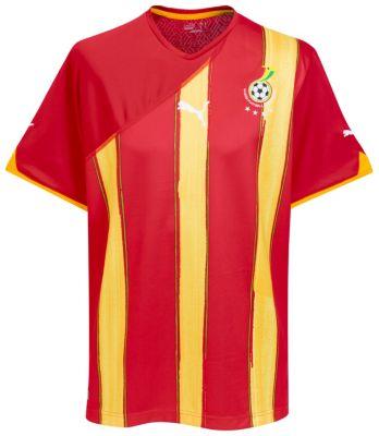 Ghana Away Shirt