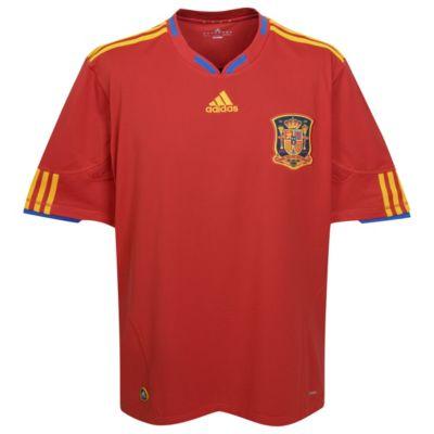 Spain Home Shirt