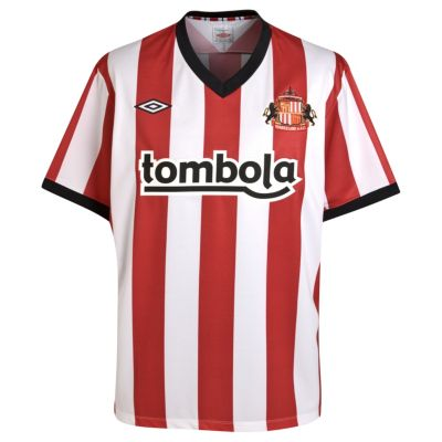 Sunderland Home Shirt 2011/12