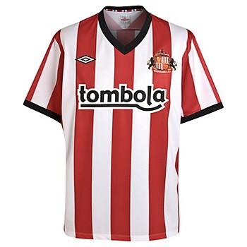 Sunderland Home Shirt 2011/12