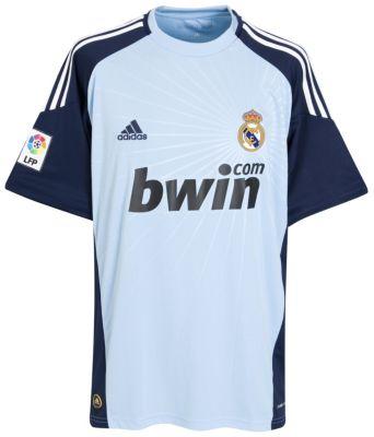 Real Madrid Away Goalkeeper Shirt 2010/11